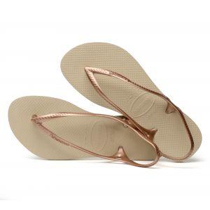 Havaianas HAV. Sunny II, Sandale plate Femme, Sand Grey, 35/36