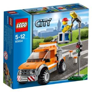 Lego 60054 - City : Le camion de réparation