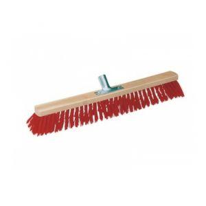 Roger mondelin 863090 - Balai synthétique rouge Longueur 600 mm
