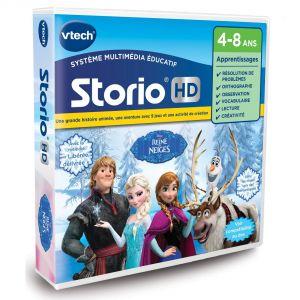 Vtech Jeu tablette Storio : La Reine des Neiges