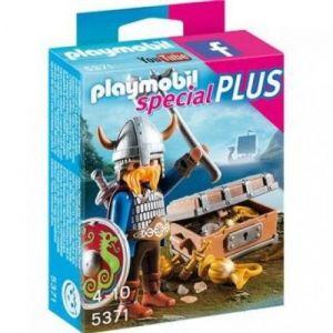 Playmobil 5371 Special Plus - Viking avec trésor