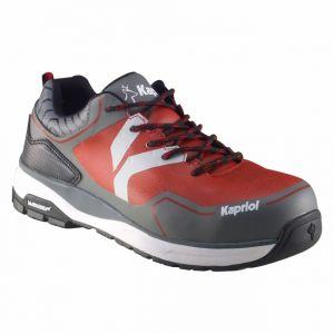 Kapriol Chaussures de sécurité basses k-silverstone rouge s3, hro, src, esd