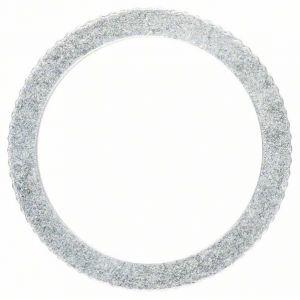 Bosch Bague de réduction pour lames de scie circulaire, 25,4 x 20 x 1,8 mm 2600100228