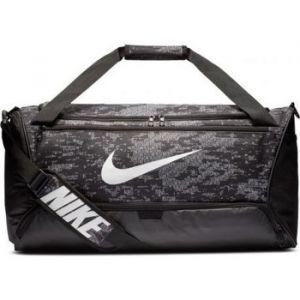 Nike Sac de sport Sac de sport noir et gris Brasilia Duffle Noir - Taille Unique