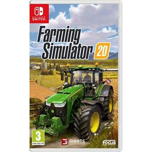 Farming Simulator 20 [Switch]