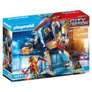 Playmobil Robot de police City Action 70571