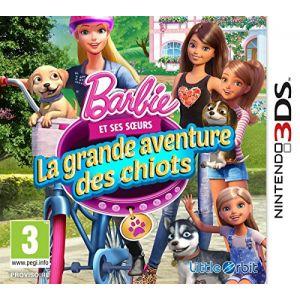 Barbie et la grande aventure des chiots [3DS]