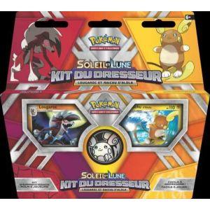Asmodée Kit du dresseur Pokémon Soleil & Lune