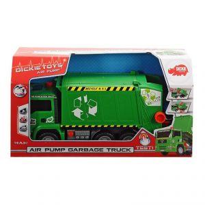 Dickie Toys Camion poubelle Air Pump 31 cm
