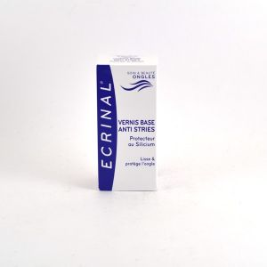 Asepta Ecrinal - Vernis base anti stries
