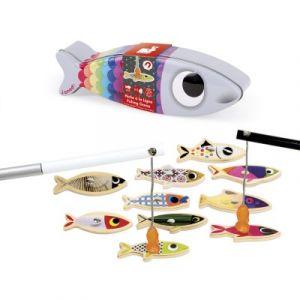 Janod Jeu de Pêche à la ligne sardine
