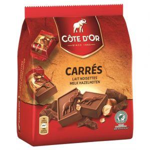 Côte d'Or Chocolat extra-fin au lait et noisettes entières