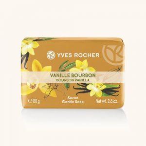 Yves Rocher Savon Vanille Bourbon - Savon 80 g