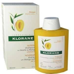 Klorane Nutrition Shampooing au beurre de Mangue