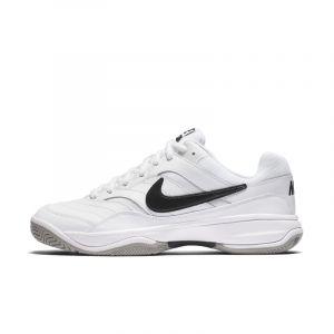 Nike Chaussure de tennis pour surface dure Court Lite pour Homme - Blanc - Taille 49.5 - Male
