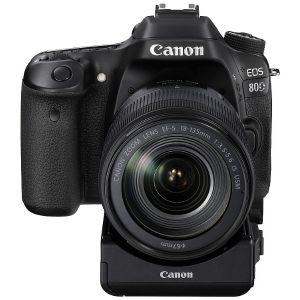 Canon EOS 80D (avec objectif 18-135mm)