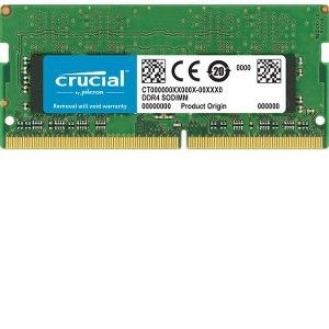 Crucial 2 Go DDR4 2400 MHz CL17 SR SO-DIMM