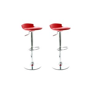 Nova - 2 tabourets de bar design