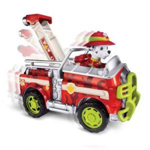Spin Master Véhicule Pat'Patrouille avec figurine Jungle Rescue Camion de Marcus