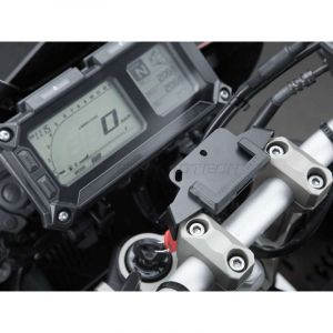 Sw-motech Support GPS QUICK-LOCK noir Yamaha MT-09 Tracer 14-
