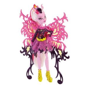 Mattel Monster High Bonita Femur Freaky fusion