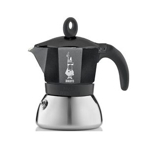Bialetti Moka Express 4812 - Cafetière italienne induction 3 tasses