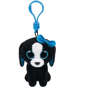 Ty Beanie Boo's - Porte-clés Tracey Le Chien