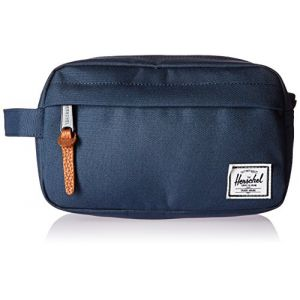 Herschel Trousse De Toilette Chapter Carry On - 3 Litre Bleu Fonce (Default, Bleu Fonce)
