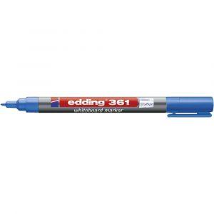 Edding Marqueur tableau blanc 361 bleu 4-361003