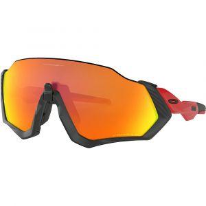 Oakley Lunettes de soleil Flight Jacket Prizm Ruby (verre polarisé)