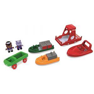Simba Toys Aquaplay 8700000261 Set De Bateaux Et Personnages Pour Aquaplay