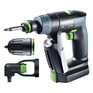 Festool CXS Li 2,6-Set - Perceuse visseuse compacte sans fil (564532)