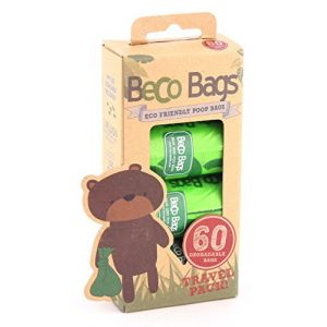 Beco Pets Beco Bags - Recharges ramasse-crottes Beco Poop