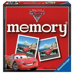 Ravensburger Grand Memory : Cars 2