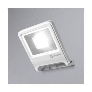 Ledvance Endura Flood LED | Projecteur Extérieur | Blanc | 50 Watts - 4000 Lumens | Blanc Chaud 3000K | Etanche IP65