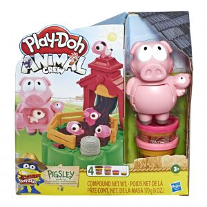 Hasbro Play-Doh - Pate A Modeler - Les Cochons Farceurs