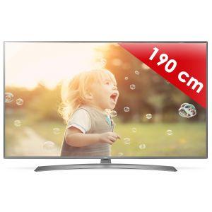 LG 75UJ675V - Téléviseur LED 190 cm 4K
