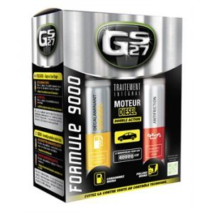 GS27 Traitement additif Formule 9000 diesel 200 ml
