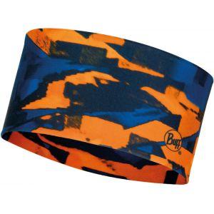 Buff Coolnet UV+ - Couvre-chef - orange/bleu Bonnets