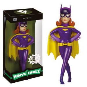 Funko Batman 1966 - Figurine Vinyl Idolz Batgirl 20 cm