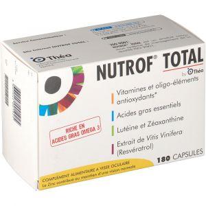 Théa Nutrof Total - 180 comprimés