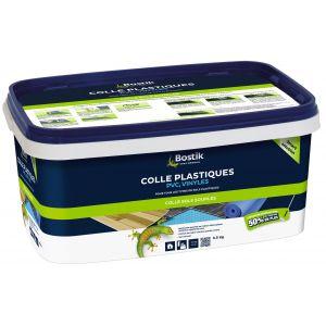 Bostik Colle sols plastique PVC & Vinyle 3,5kg