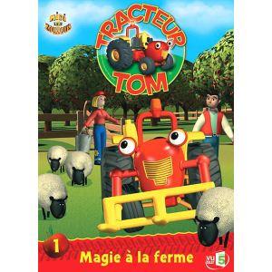 Tracteur Tom - Saison 1 - Volume 1 : Magie à la Ferme