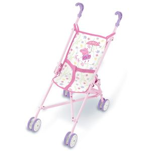 Smoby Poussette canne Peppa Pig