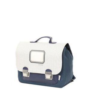 Jeune Premier IT-Bag Midi Cartable 38 cm CP/CE1 Retro Blue bleu