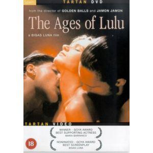 DVD - réservé The Ages of Lulu