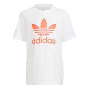 Adidas Ensemble Tee Set Originals Blanc - Taille 6-7 Ans