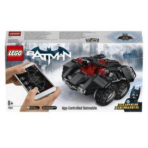 Lego 76112 - DC Comics Super Heroes : La Batmobile télécommandée