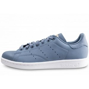 Adidas Baskets basses Stan Smith Bleu Originals