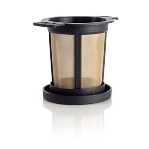 Finum 4215000 - Infuseur à thé manche en acier et inox